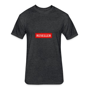 Reseller - Fitted Cotton/Poly T-Shirt by Next Level
