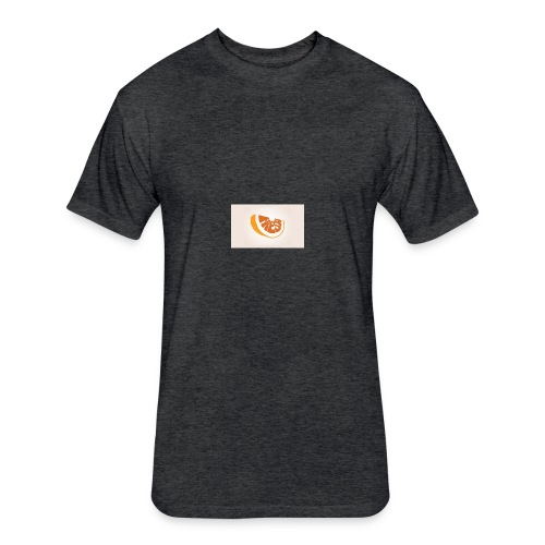 cool logo designs logos typography and logo google - Fitted Cotton/Poly T-Shirt by Next Level