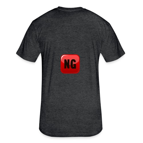 Ninja Gamer merch - Fitted Cotton/Poly T-Shirt by Next Level