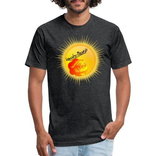 LoyaltyBoardsNewLogo 10000 - Fitted Cotton/Poly T-Shirt by Next Level
