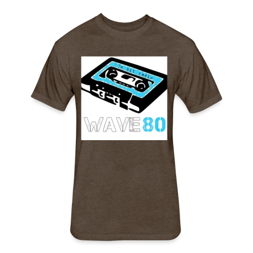 Alt Logo - Fitted Cotton/Poly T-Shirt by Next Level