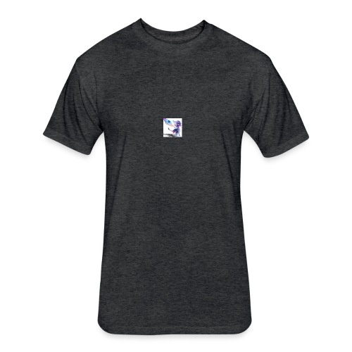 Spyro T-Shirt - Fitted Cotton/Poly T-Shirt by Next Level