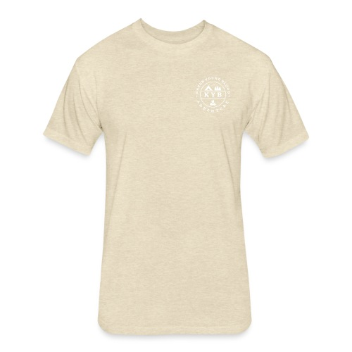 Karen young blood - Fitted Cotton/Poly T-Shirt by Next Level
