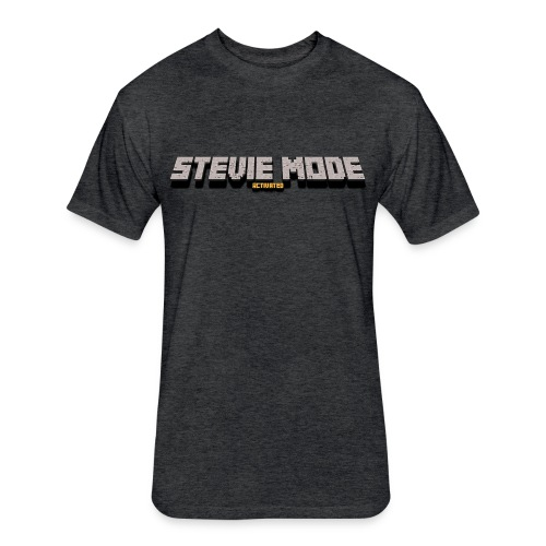 Stevie Mode Activated Merch Logo - Fitted Cotton/Poly T-Shirt by Next Level