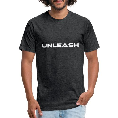 Unleash - Fitted Cotton/Poly T-Shirt by Next Level