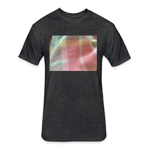 Jordayne Morris - Fitted Cotton/Poly T-Shirt by Next Level