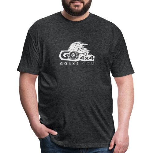 Go 4x4 Shop - Fitted Cotton/Poly T-Shirt by Next Level
