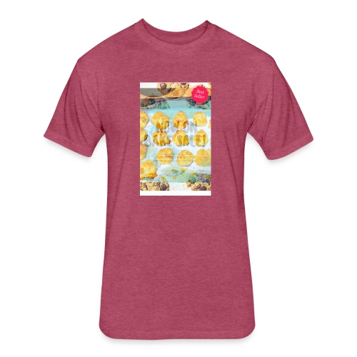 Best seller bake sale! - Fitted Cotton/Poly T-Shirt by Next Level