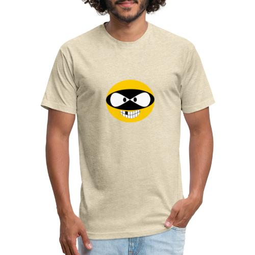 Super Dood - Fitted Cotton/Poly T-Shirt by Next Level