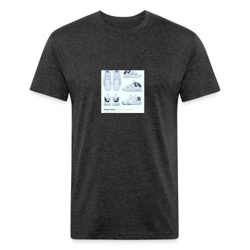 04EB9DA8 A61B 460B 8B95 9883E23C654F - Fitted Cotton/Poly T-Shirt by Next Level