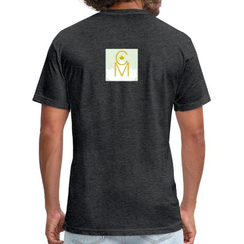 CND - Fitted Cotton/Poly T-Shirt by Next Level