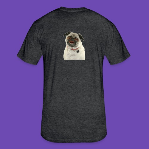 Good times goodbye good boy. - Fitted Cotton/Poly T-Shirt by Next Level