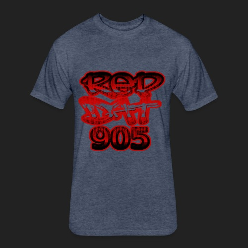 REP DAT 905 - Fitted Cotton/Poly T-Shirt by Next Level