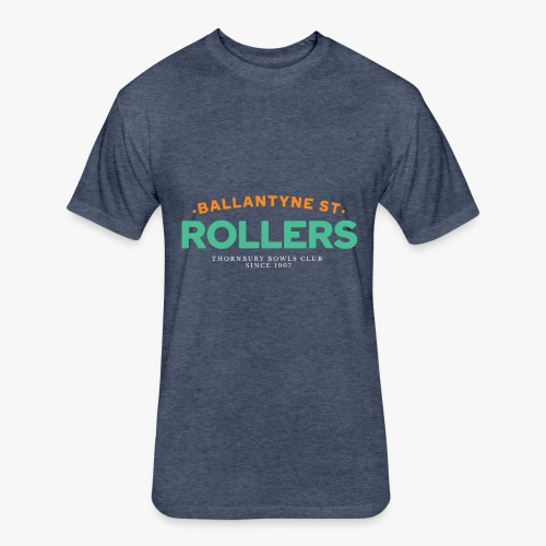 ballantyne - Fitted Cotton/Poly T-Shirt by Next Level