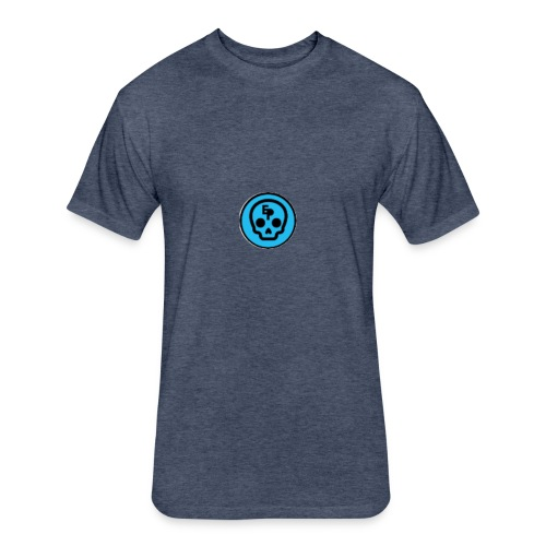 OFFICIAL Exotic Player Logo - Fitted Cotton/Poly T-Shirt by Next Level