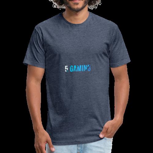 REEEEEEEEEEEEEE - Fitted Cotton/Poly T-Shirt by Next Level