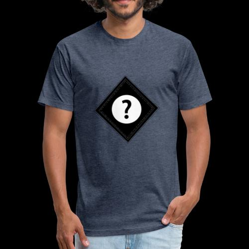 This Is A Virus - Fitted Cotton/Poly T-Shirt by Next Level