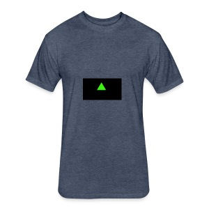 Emerald_Logo - Fitted Cotton/Poly T-Shirt by Next Level
