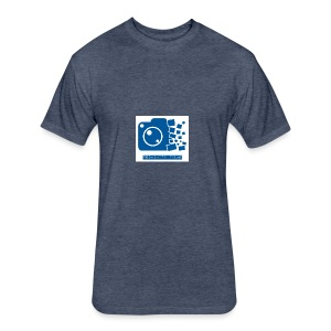 Proximity Films official logo - Fitted Cotton/Poly T-Shirt by Next Level