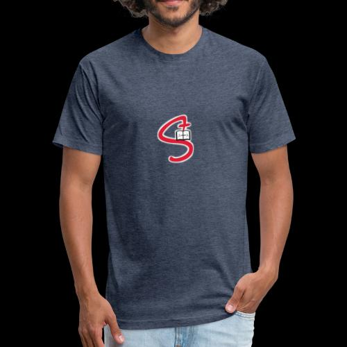 Stories by SP!R!T x Alexander Green - Fitted Cotton/Poly T-Shirt by Next Level