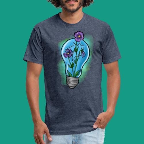 Creative Growth - Fitted Cotton/Poly T-Shirt by Next Level