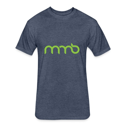 MMB Apparel - Fitted Cotton/Poly T-Shirt by Next Level