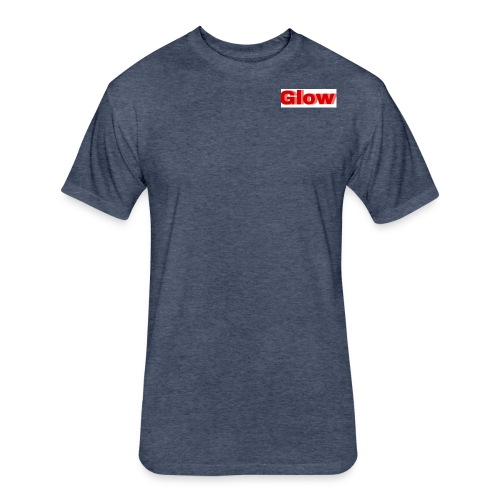 C87765B1 1835 434E 9657 7BE9029D7825 - Fitted Cotton/Poly T-Shirt by Next Level