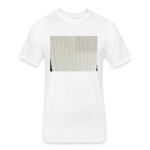 image - Fitted Cotton/Poly T-Shirt by Next Level