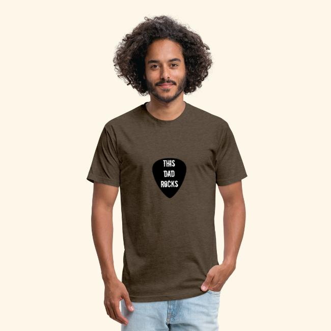 Shirt this dad rocks