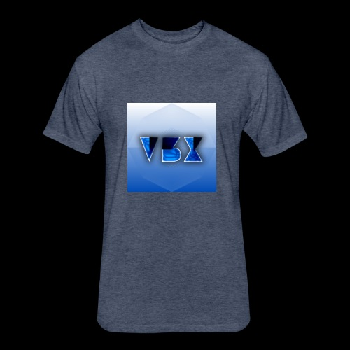 V3X Swag (Limited Edition) - Fitted Cotton/Poly T-Shirt by Next Level