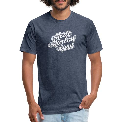 MMB Classic Logo - Fitted Cotton/Poly T-Shirt by Next Level