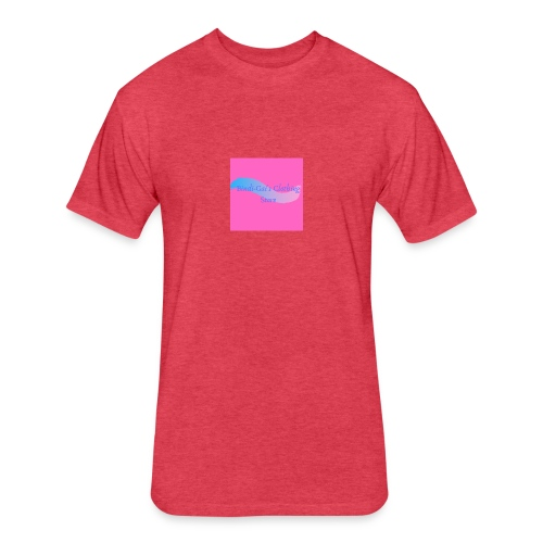 Bindi Gai s Clothing Store - Fitted Cotton/Poly T-Shirt by Next Level