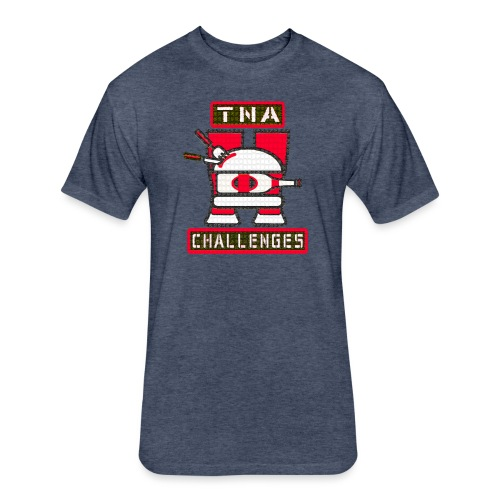 TNA Challenges - Fitted Cotton/Poly T-Shirt by Next Level