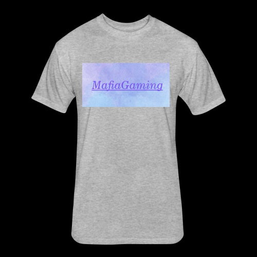 MafiaGaming - Fitted Cotton/Poly T-Shirt by Next Level