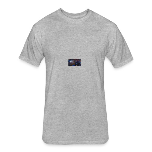 Sneaky Sneaky - Fitted Cotton/Poly T-Shirt by Next Level