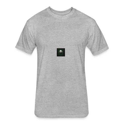 gaming - Fitted Cotton/Poly T-Shirt by Next Level