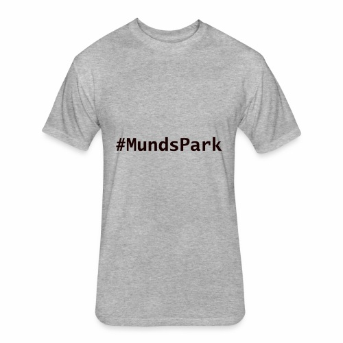 #MundsPark - Fitted Cotton/Poly T-Shirt by Next Level