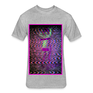 Artsy Fartsy - Fitted Cotton/Poly T-Shirt by Next Level
