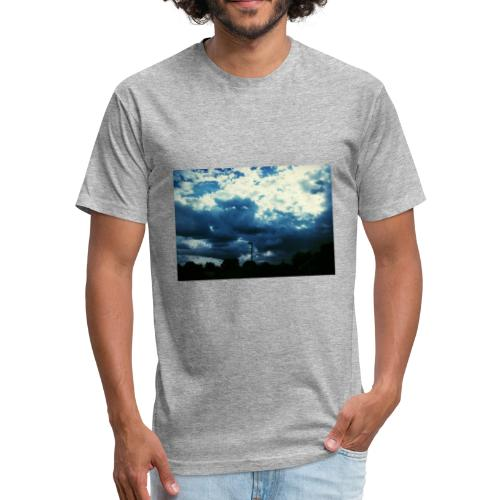 IMG 20180809 184541 - Fitted Cotton/Poly T-Shirt by Next Level