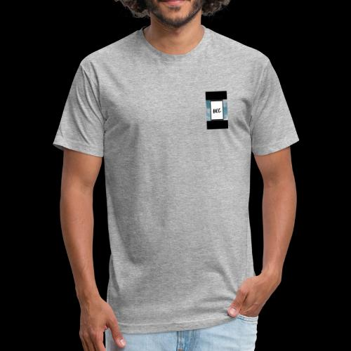 hcc - Fitted Cotton/Poly T-Shirt by Next Level