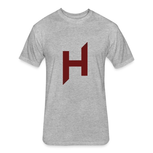 Havoc Logo - Fitted Cotton/Poly T-Shirt by Next Level