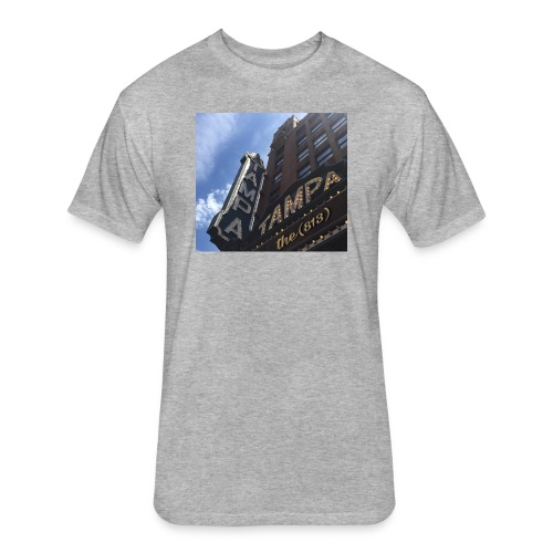 Tampa Theatrics - Fitted Cotton/Poly T-Shirt by Next Level