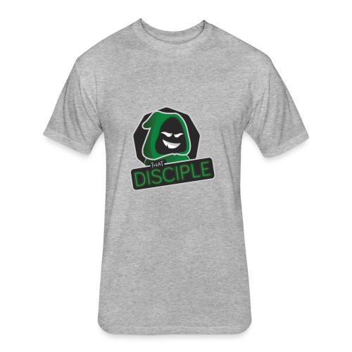 ThatDisciple T-Shirt - Fitted Cotton/Poly T-Shirt by Next Level
