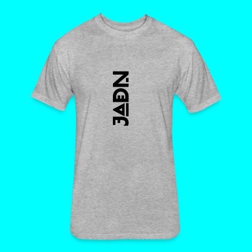 JADN - Fitted Cotton/Poly T-Shirt by Next Level