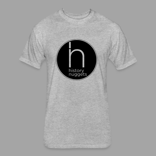 HN OG shirt - Fitted Cotton/Poly T-Shirt by Next Level