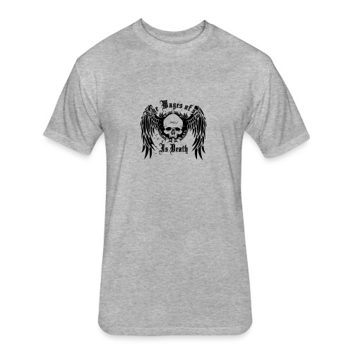 R623 - Fitted Cotton/Poly T-Shirt by Next Level