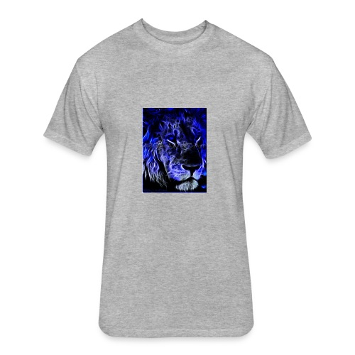 captasquad - Fitted Cotton/Poly T-Shirt by Next Level
