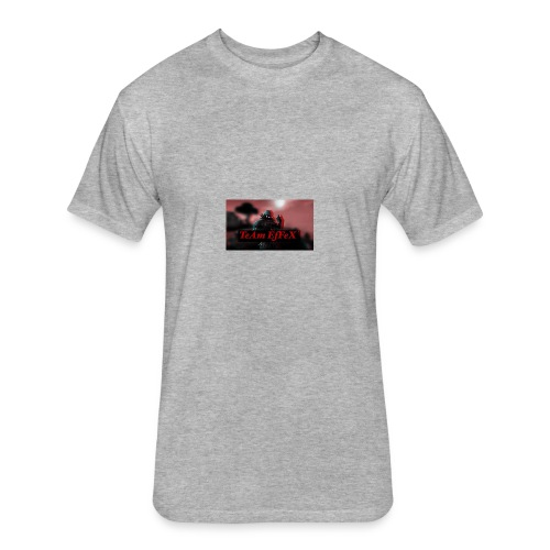 Team Effex by Effex Goose - Fitted Cotton/Poly T-Shirt by Next Level