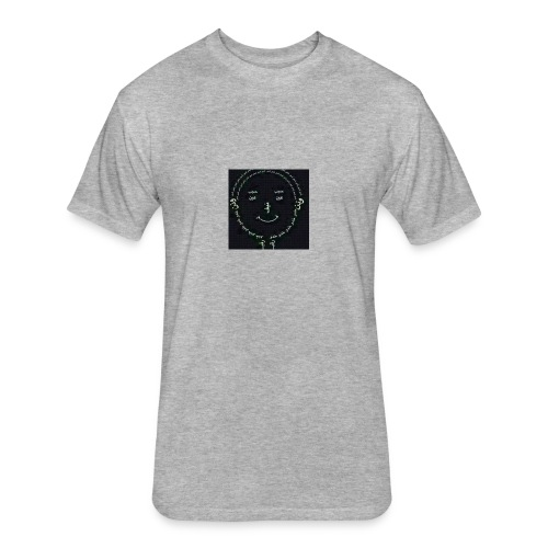 Man's T-shurt - Fitted Cotton/Poly T-Shirt by Next Level