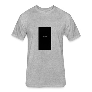 CJMIX case - Fitted Cotton/Poly T-Shirt by Next Level